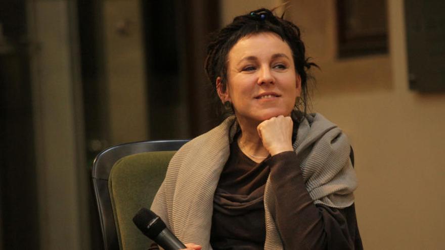 Olga Tokarczuk, la novelista que empezó de limpiadora