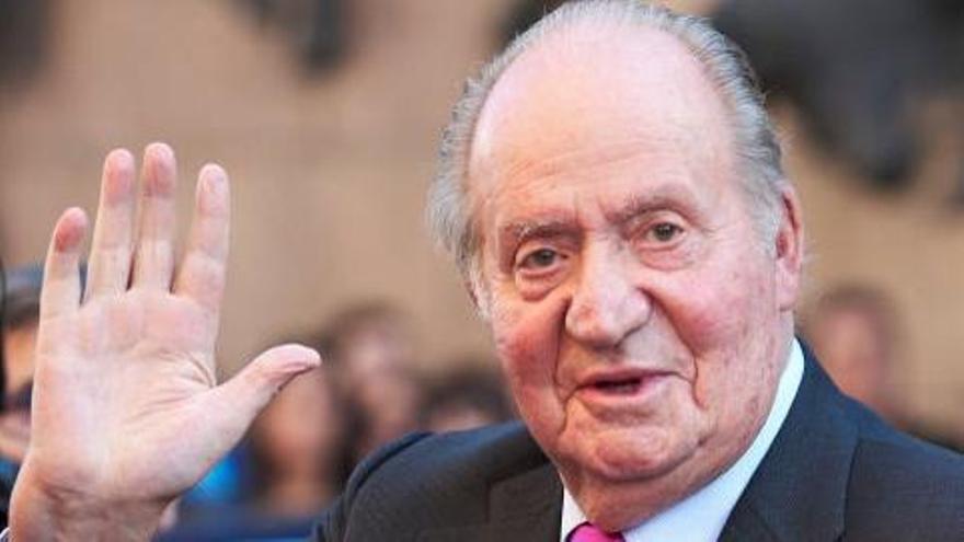 El Rey Juan Carlos paga más de cuatro millones a Hacienda en una segunda regularización