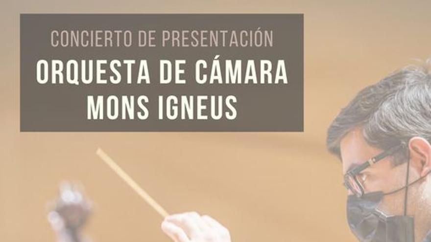 Concierto de presentación Orquesta de Cámara Mons Igneus