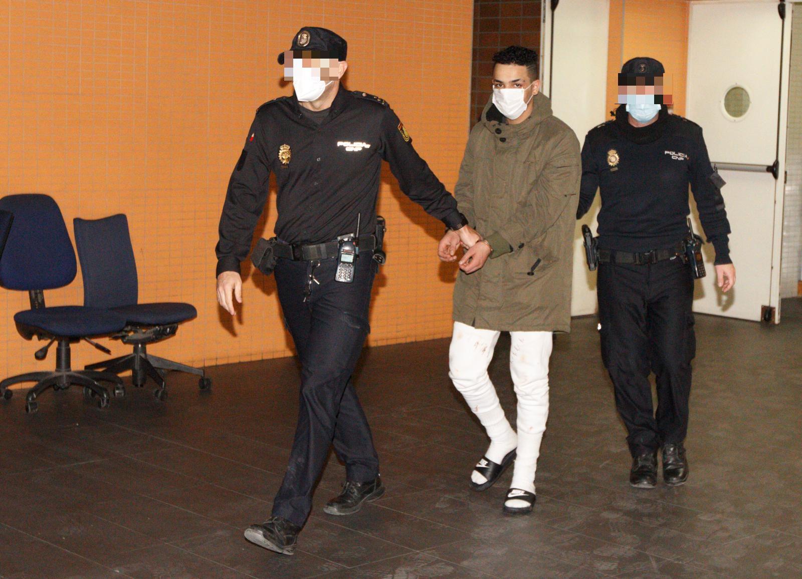 Prisión al detenido por violar a dos mujeres la misma noche en Alicante