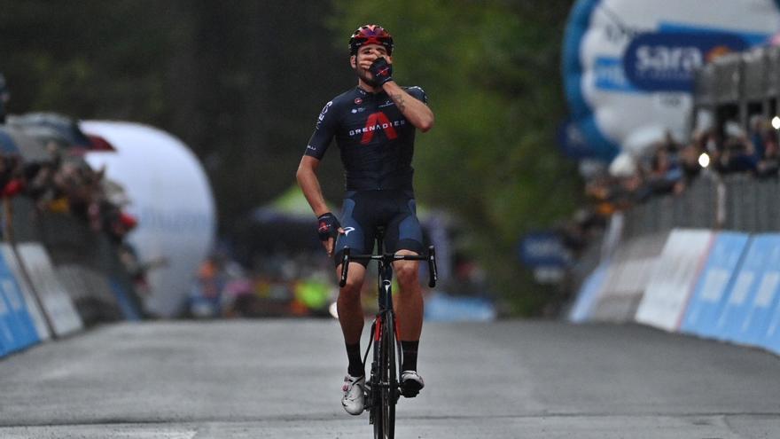 Etapas clave del Giro de Italia 2021