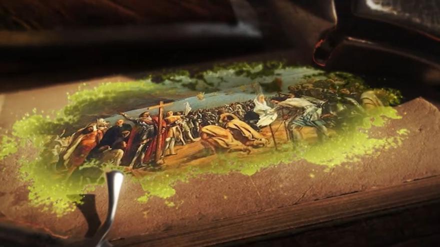 'La última batalla guanche', un juego para conocer los tesoros de Tegueste