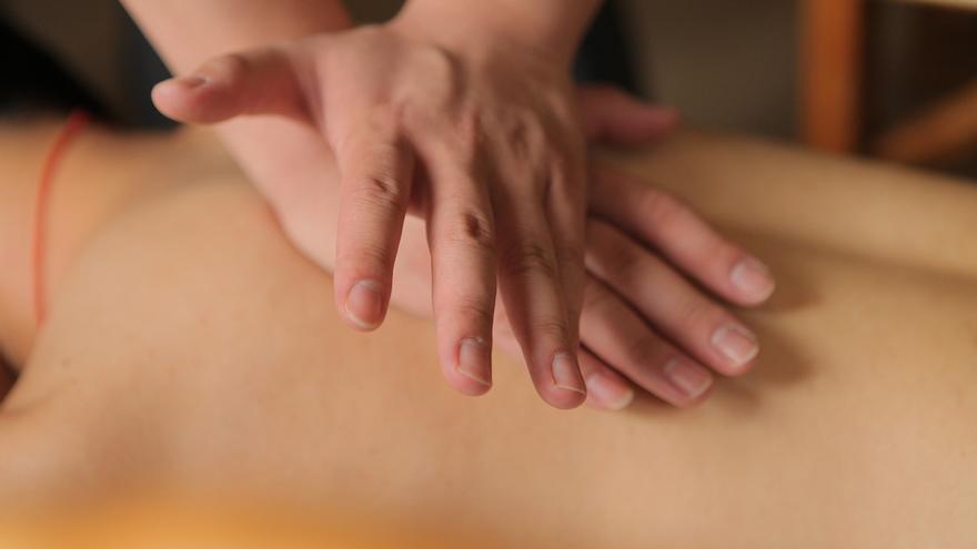 El placer del masaje erótico