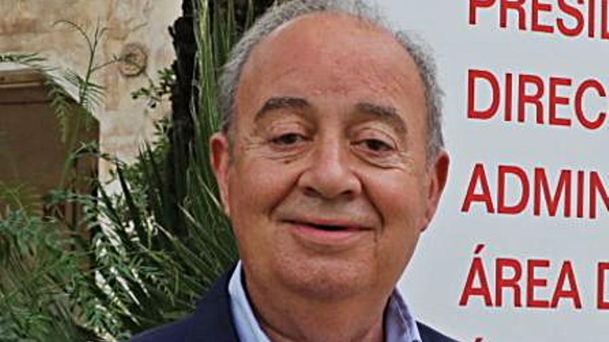 Antonio Ramón Guilabert, nuevo delegado de la Cruz Roja en Elche