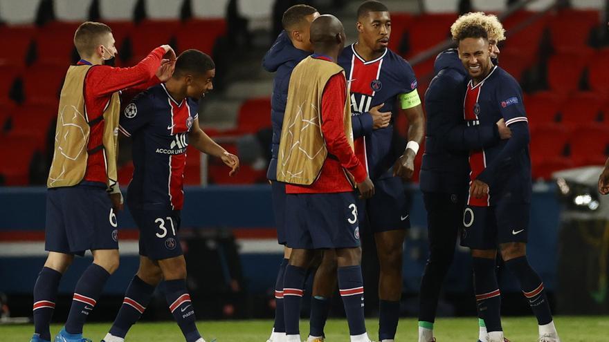 PSG y Chelsea alcanzan las semifinales de la Champions y esperan rival