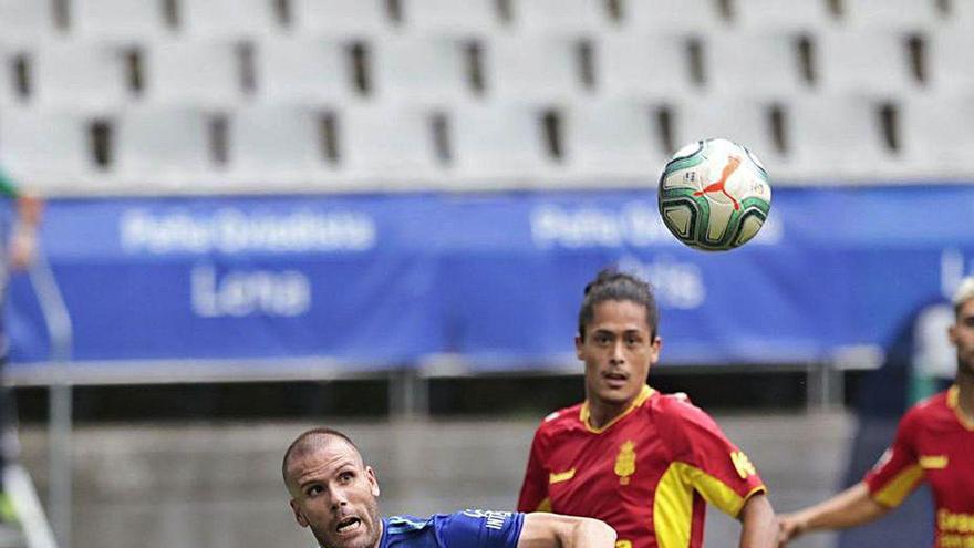 El Oviedo quiere a Ortuño en propiedad si desciende el Albacete
