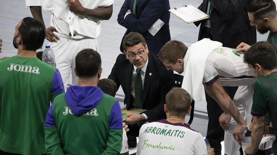 """Katsikaris: """"El equipo necesitaba una victoria así"""""""