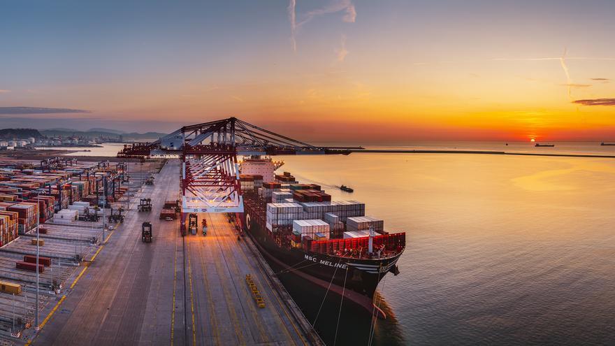 Aragón y Puerto de Barcelona: una conexión logística imbatible