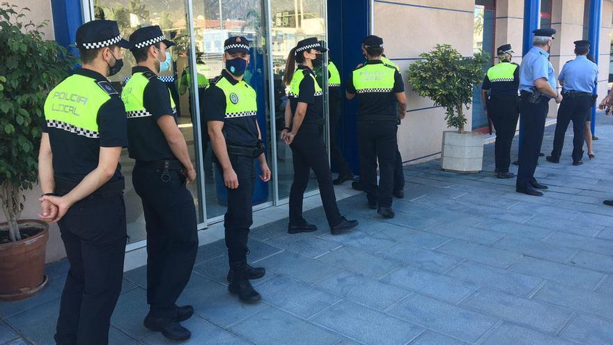 La Policía Local tendrá una unidad contra la ocupación de viviendas