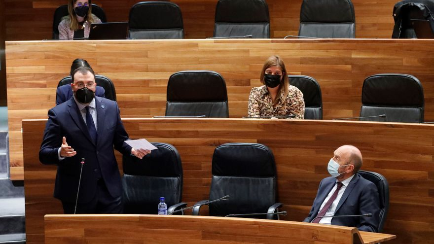 """Barbón: """"La Ministra de Industria se reúne con los trabajadores de Alcoa porque así lo negocié yo"""""""