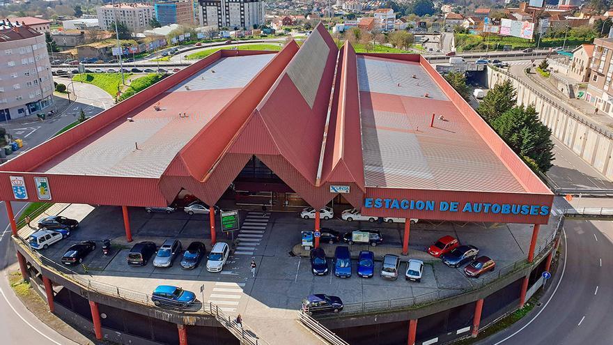 Este es el nuevo uso que el Concello propone para la estación de buses de Avenida de Madrid