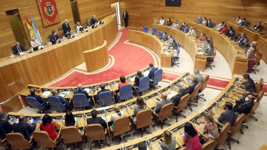 El pleno del Parlamento debate este martes la reapertura de la comisión de investigación de las cajas
