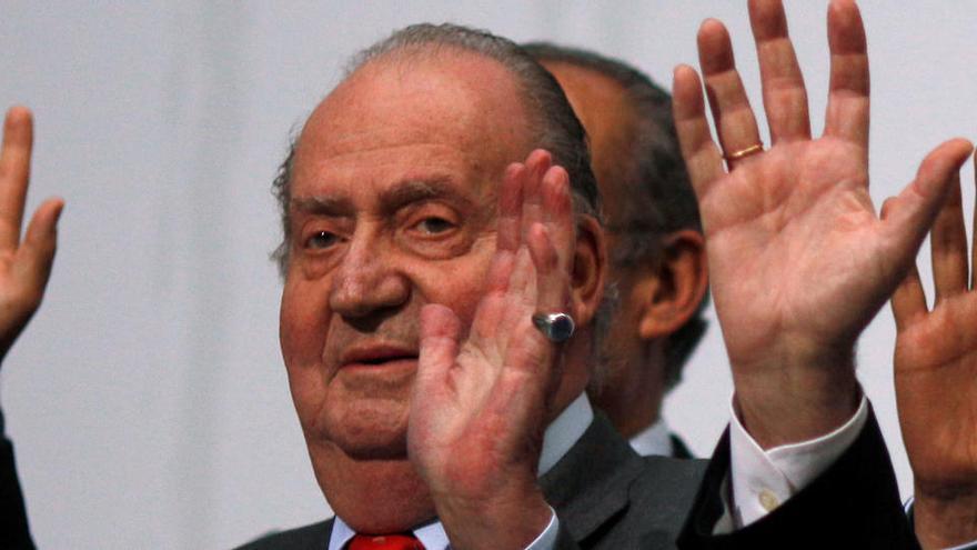 La prensa sitúa a Juan Carlos I en República Dominicana