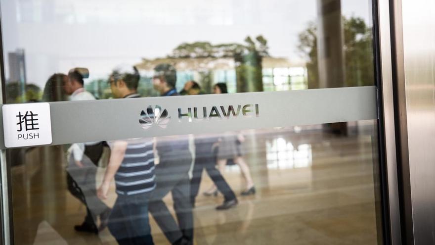 Huawei está desarrollando su propio software.