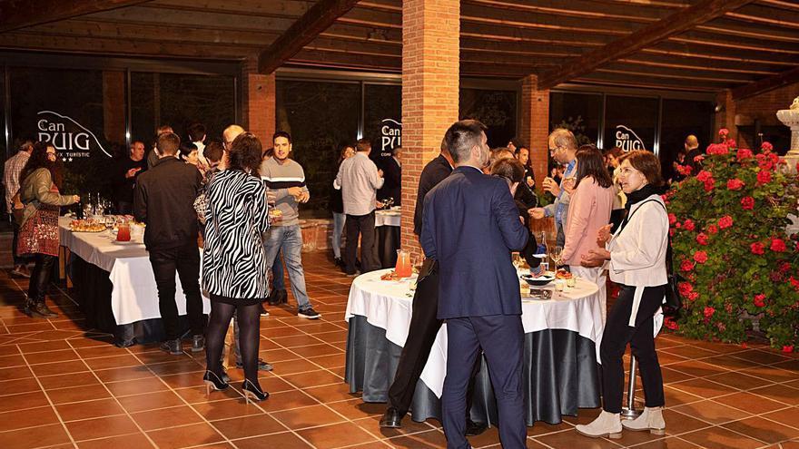 Els empresaris del Solsonès celebren la seva festa anual amb la mirada en el futur