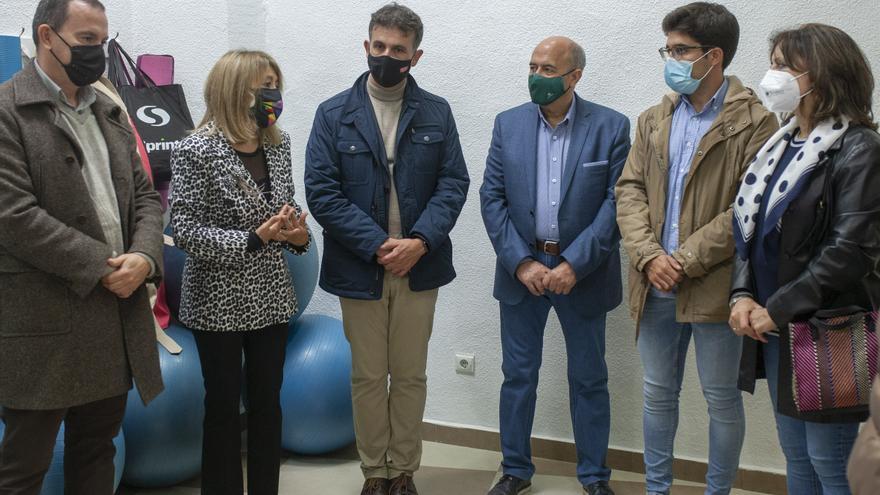 Azayca inaugura su nueva sede en Zamora