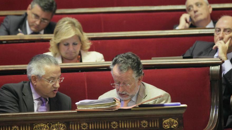El juez de Taula imputa al PP como beneficiario del pitufeo en el Ayuntamiento de València