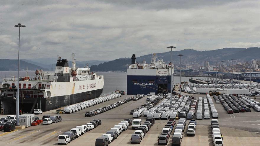 La industria de Vigo lidera el comercio exterior de España con récord histórico pese a los chips