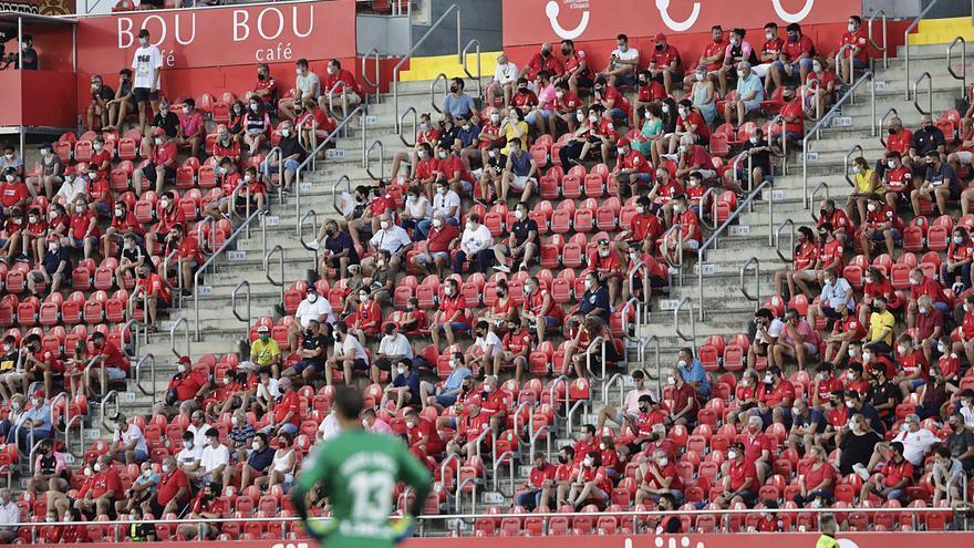 El Mallorca calcula un sobrante de cuatro mil entradas ante el Villarreal