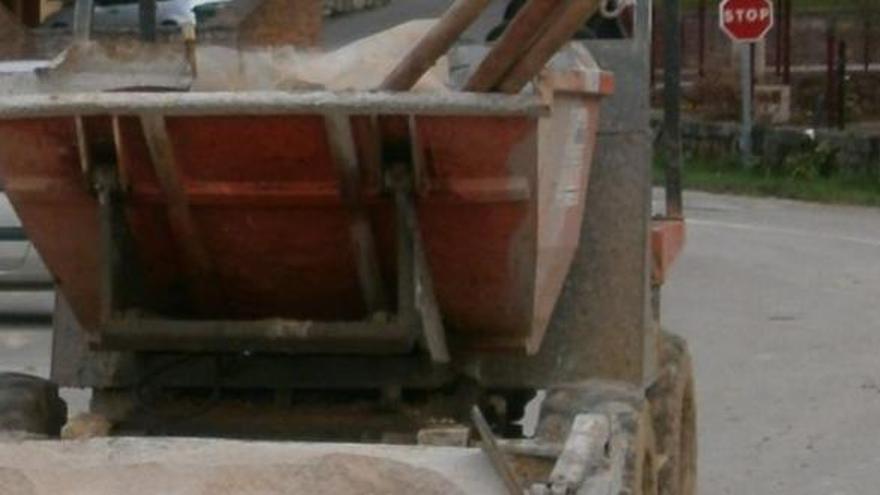Un trabajador resulta herido en un accidente laboral en Mieres