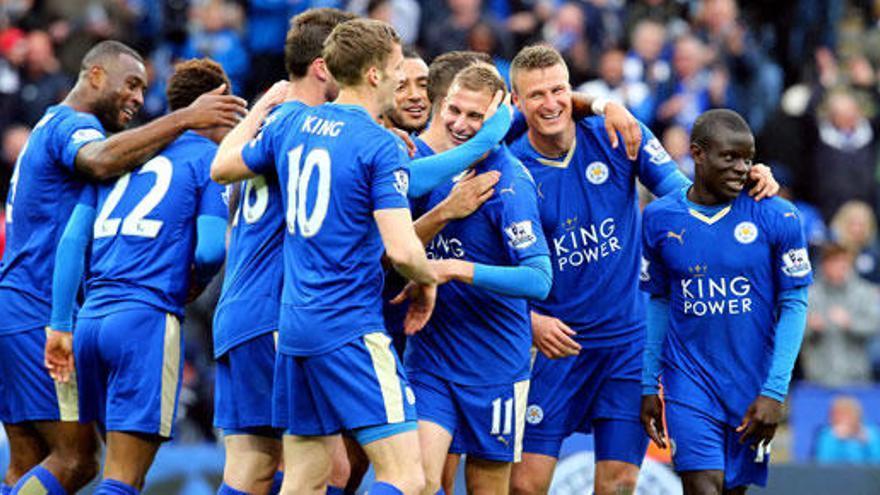 El Leicester, más cerca de conquistar la Premier League