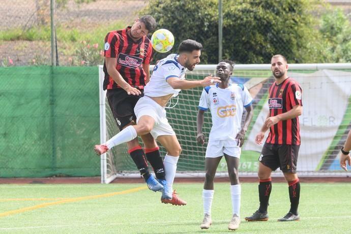 Unión Viera-Ibarra.3º división  | 19/10/2019 | Fotógrafo: Tony Hernández
