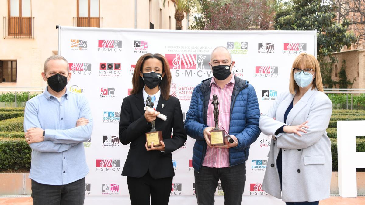 Premiados por la FSMCV.