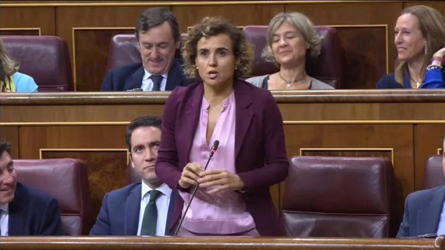 """Dolors Montserrat acusa a los socialistas: """"Tienen a las prostitutas desconcertadas"""""""