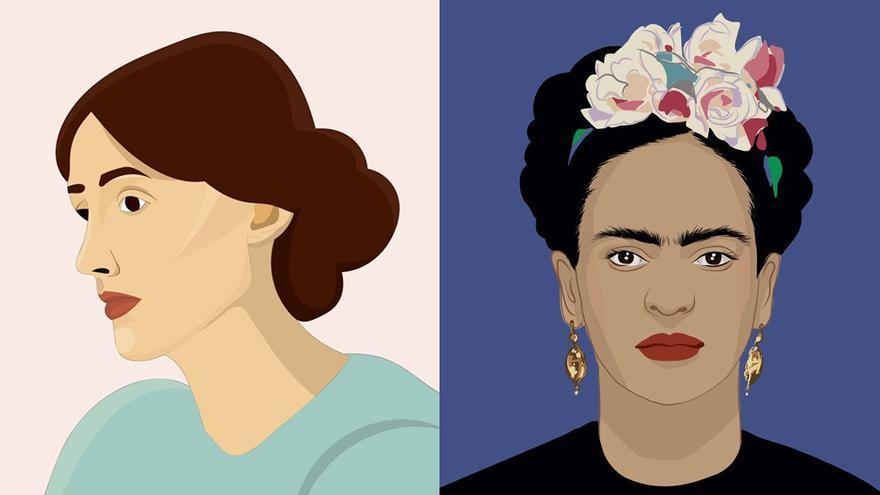 Mujeres que han luchado por los derechos de la mujer