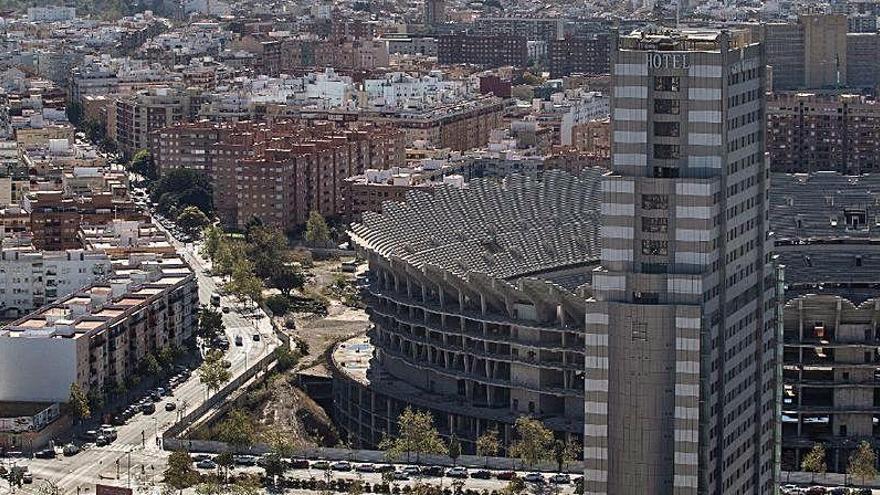 Última hora del Valencia CF sobre el Nuevo Mestalla