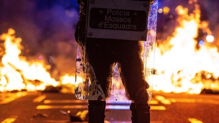 La Audiencia de Barcelona confirma la absolución de la CDR detenida por terrorismo