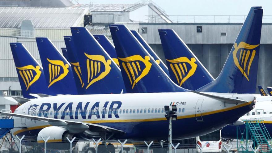 Ryanair elimina la tasa de cambio de vuelo para las nuevas reservas de verano
