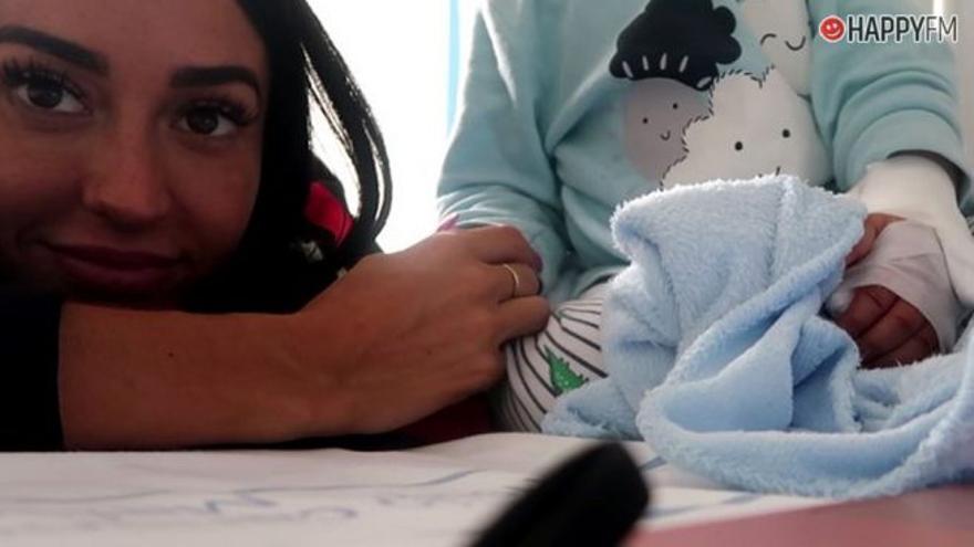 Aurah Ruiz desvela un nuevo problema de su hijo Nyan