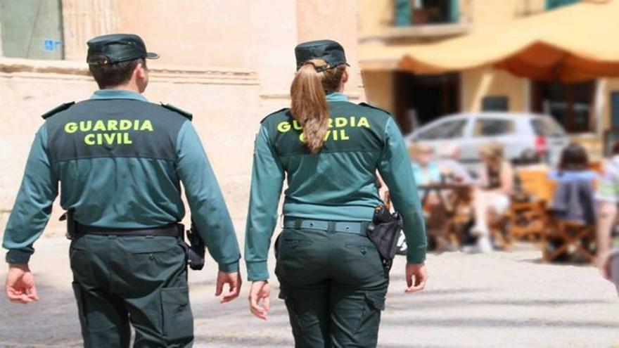 Las redes critican a la Guardia Civil por este tweet