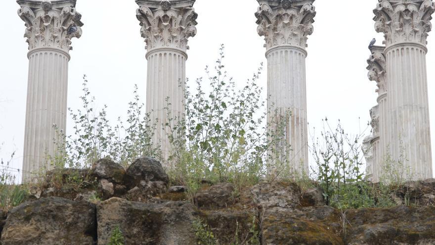Abandono del Templo Romano
