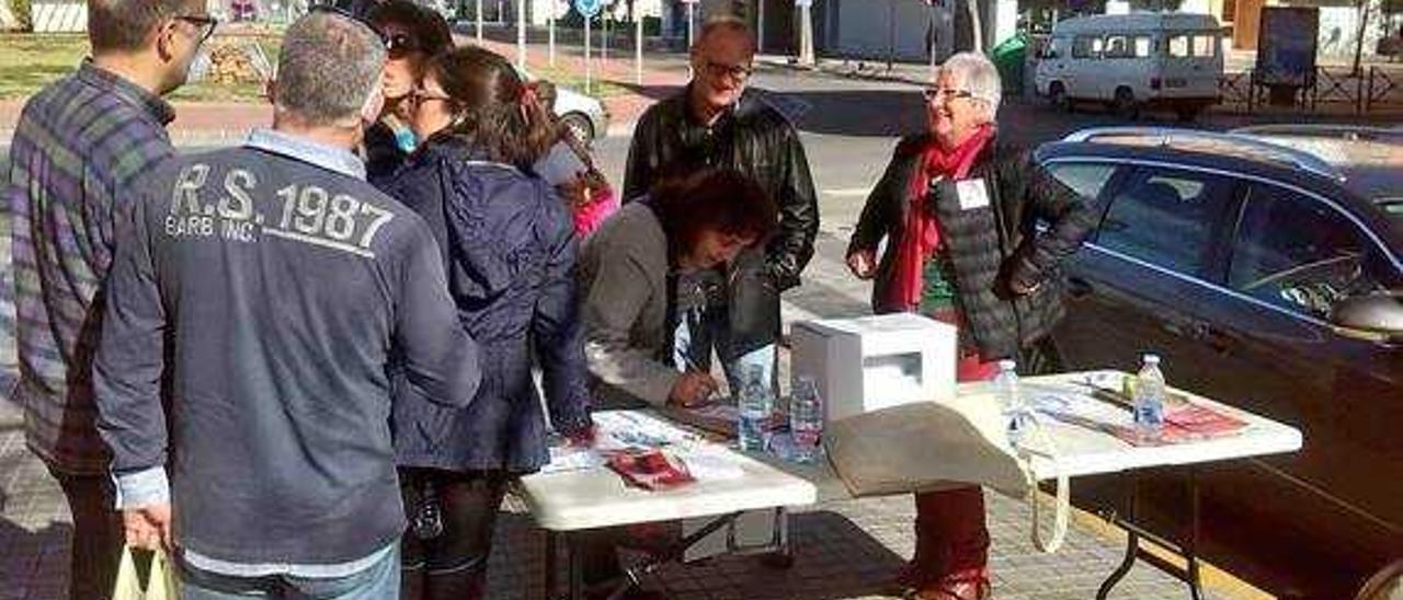 El 97% de los participantes piden la gestión pública de la ORA en Xàtiva