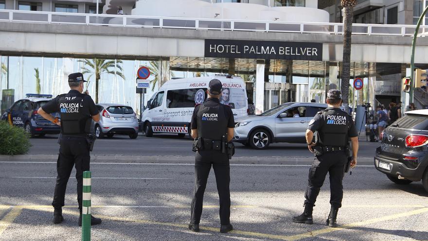 Los estudiantes cordobeses que se quedaron en el hotel de Mallorca volverán esta semana