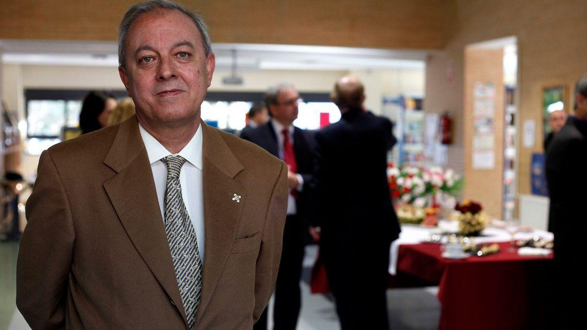 José Ramón Solano Rodríguez, expresidente del Hercules.