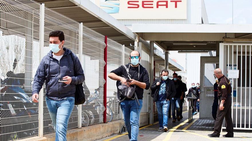 Seat plantea otro erte para 10.000 trabajadores por la falta de microchips