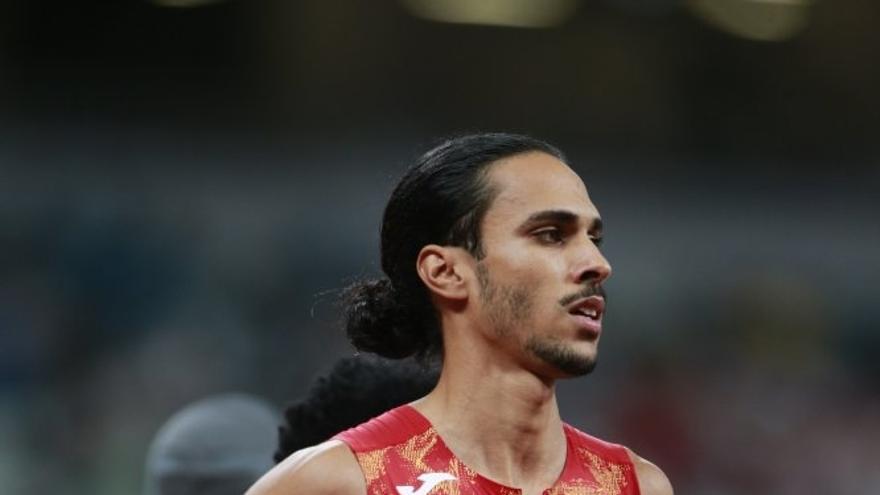 Mohamed Katir se clasifica para la gran final