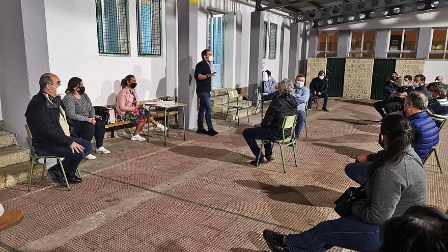 La Asociación de Hostelería de Moaña confirma a Melania Pena como presidenta