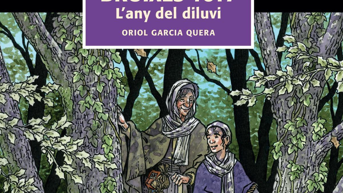 Oriol Garcia Quera denuncia «la cacera» de bruixes a la Catalunya del segle XVII en un còmic reivindicatiu