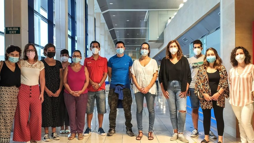 Un total de 15 nuevos enfermeros se incorporan al Hospital de Inca