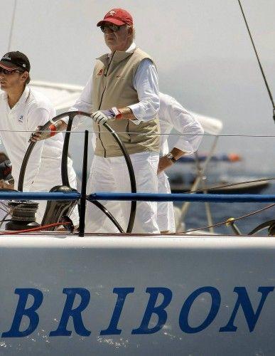 Cusí anuncia que el Rey dejará la vela de alta competición en septiembre