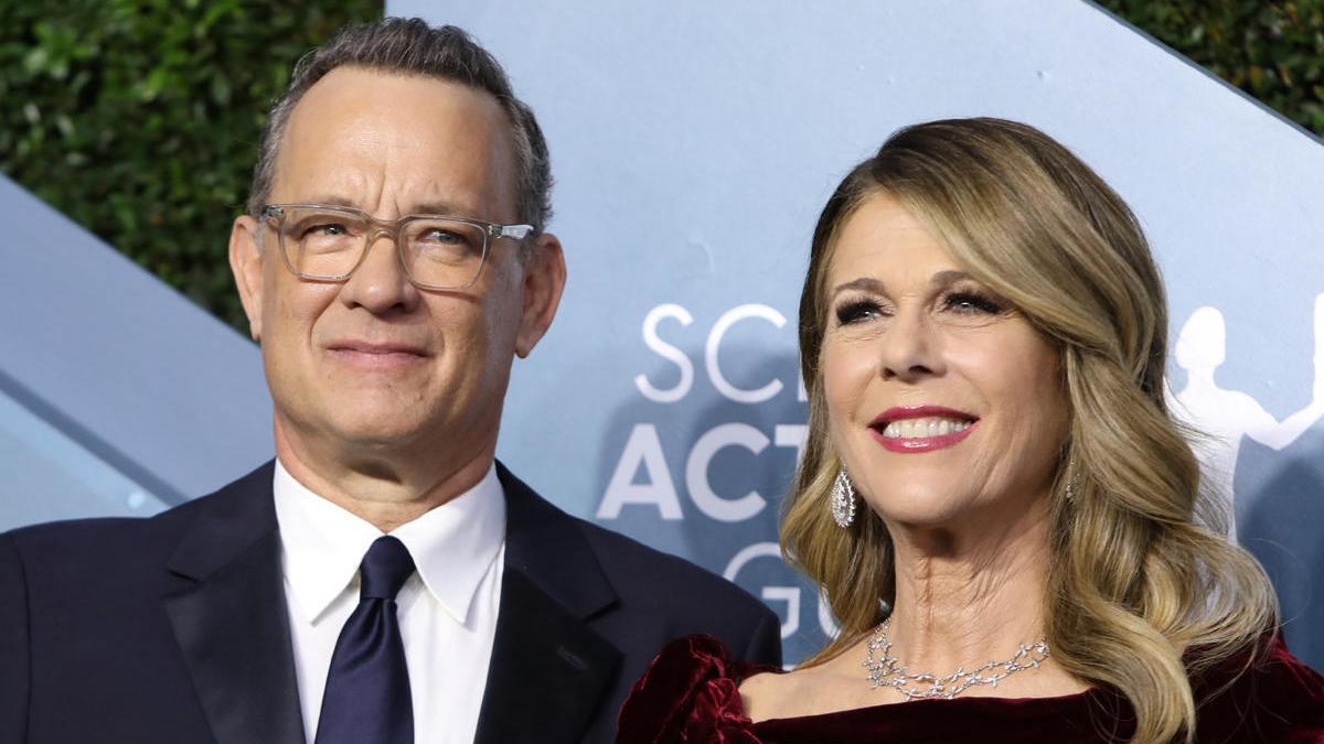El actor Tom Hanks y su esposa, Rita Wilson, habían contraído el coronavirus durante su estancia en Australia.