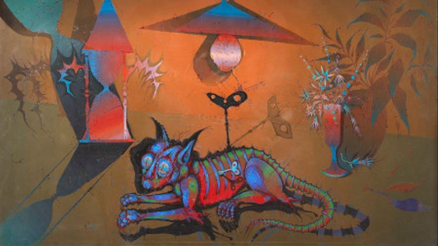 Ruta de arte: Joan Ponç
