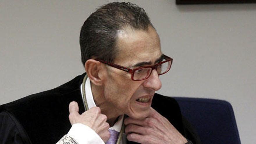 El juez Guevara se aparta del caso de las 'tarjetas black'