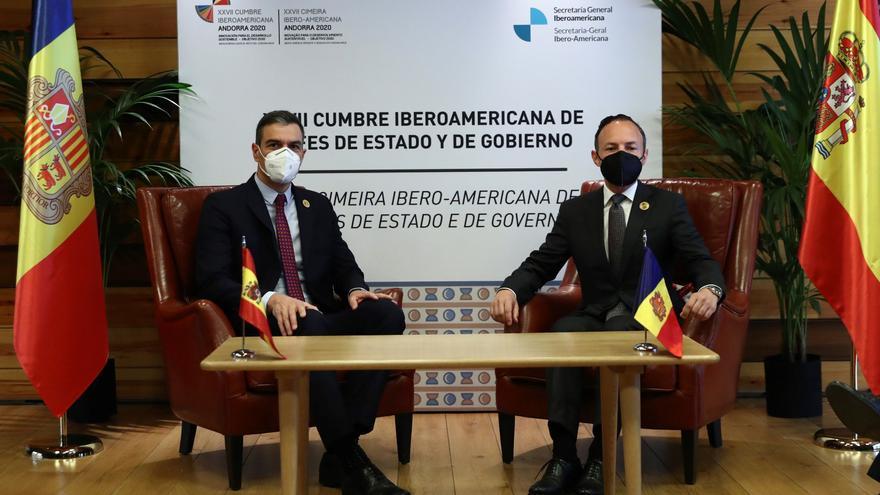 España y Andorra acuerdan estudiar una armonización fiscal