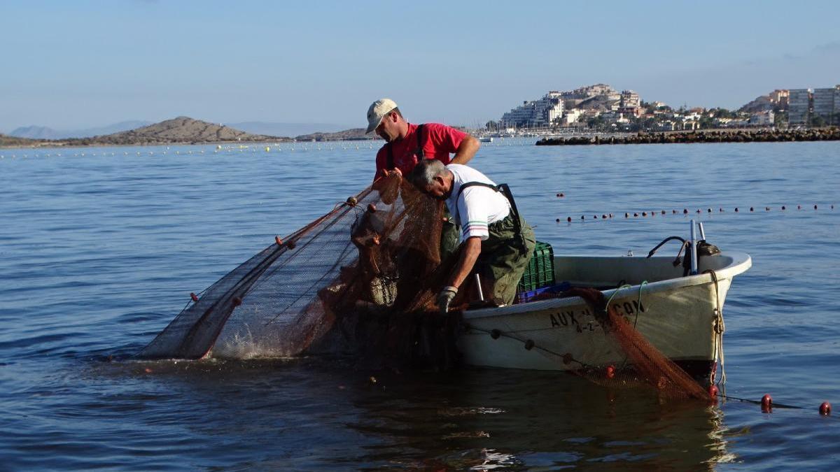 Mar Menor: El arte de pesca más antiguo de la Región de Murcia