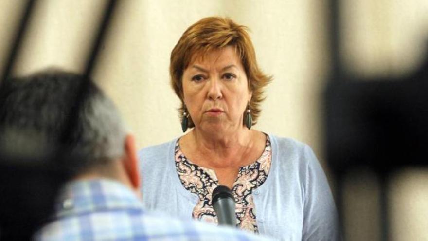 Barreiro acusa al Ayuntamiento de Cartagena de dilatar su proceso judicial